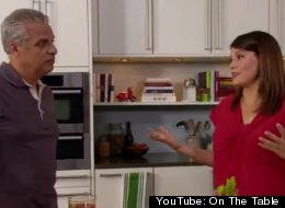 WATCH: Gail Simmons Bosses Eric Ripert Around In The Kitchen