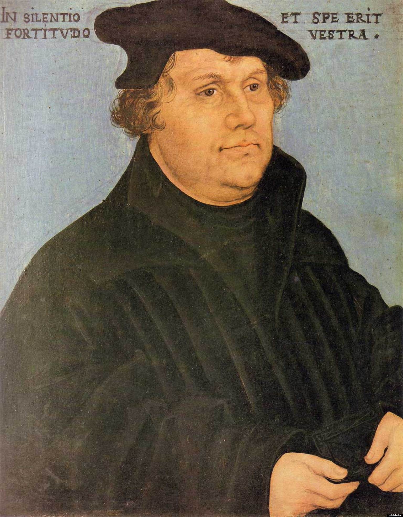 martin luther here i stand huffpost. Black Bedroom Furniture Sets. Home Design Ideas
