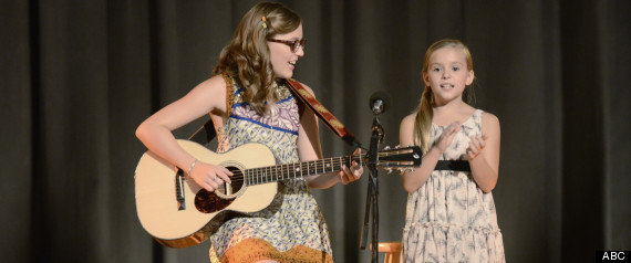 Lennon And Maisy Stella Nashville