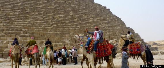 EGYPT TOURISM GROWING