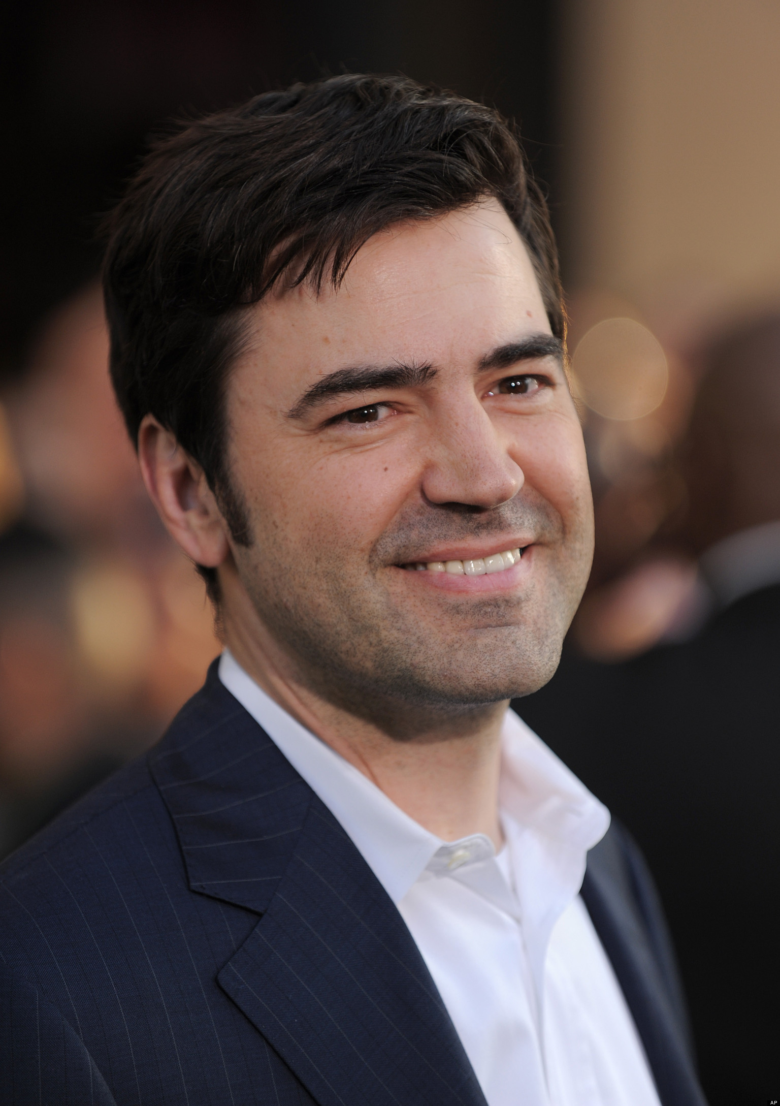 Ron Livingston couple