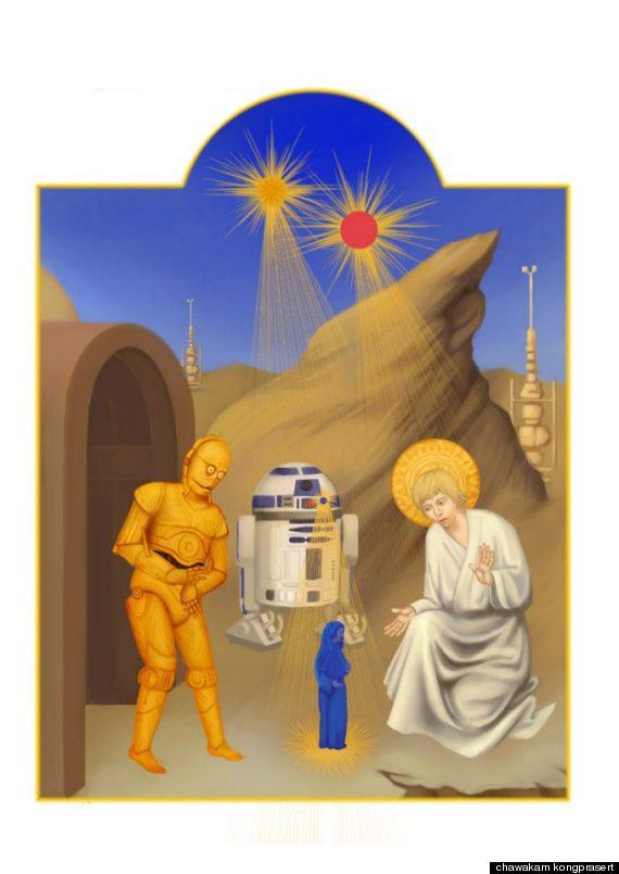 star wars manuscript