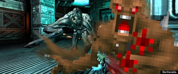doom III bfg edition review