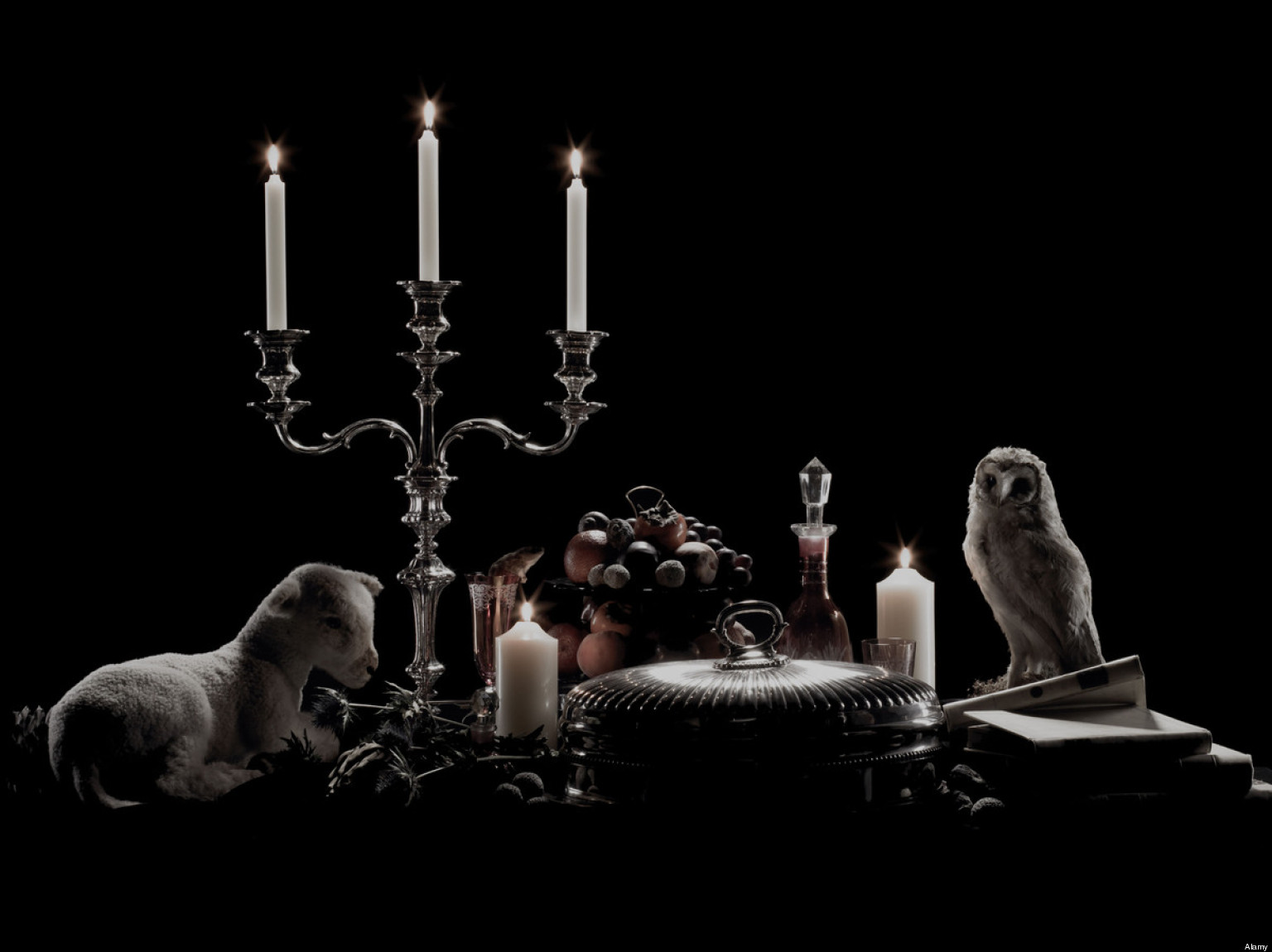 How To Plan A Gothic Party This Halloween (TIPS, PICTURES ...