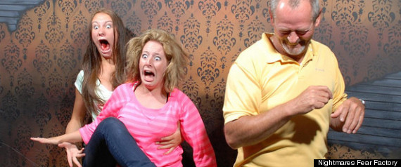 Nightmares Fear Factory Photos