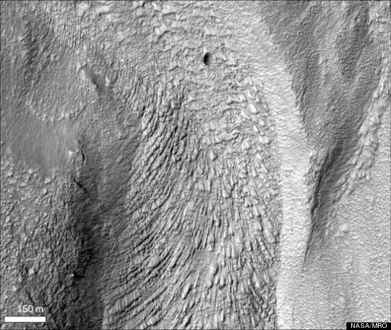 climate change research mars