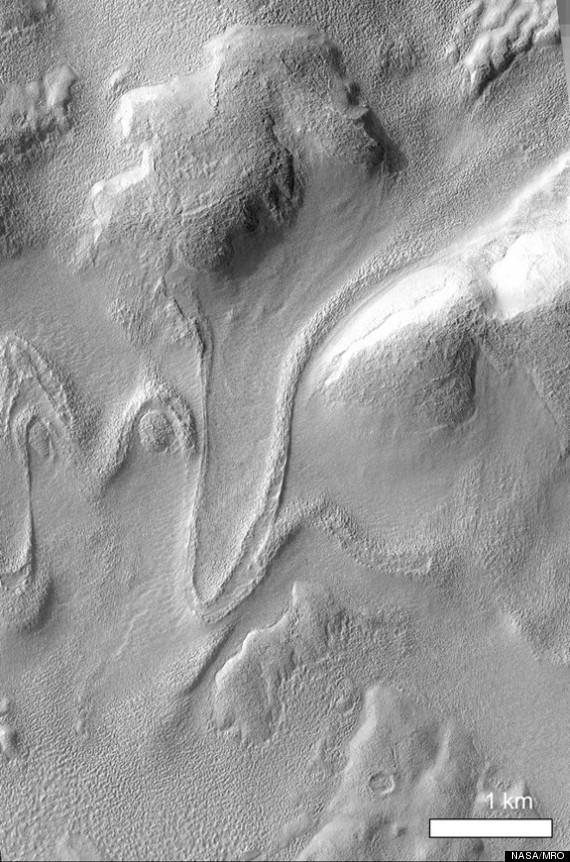 climate change model mars earth