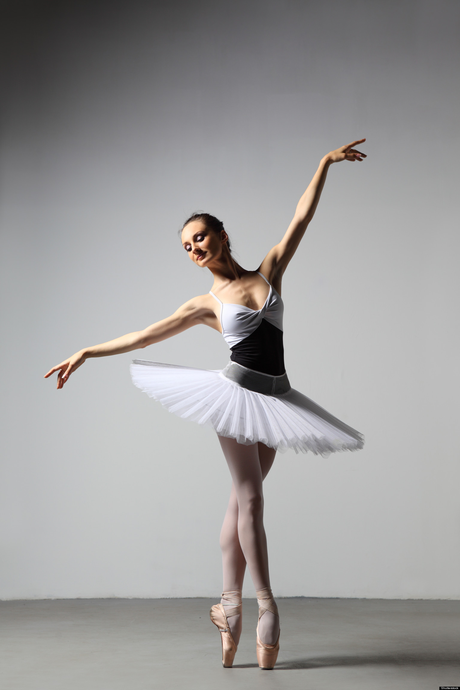 Фото позиций балерин 21 фотография