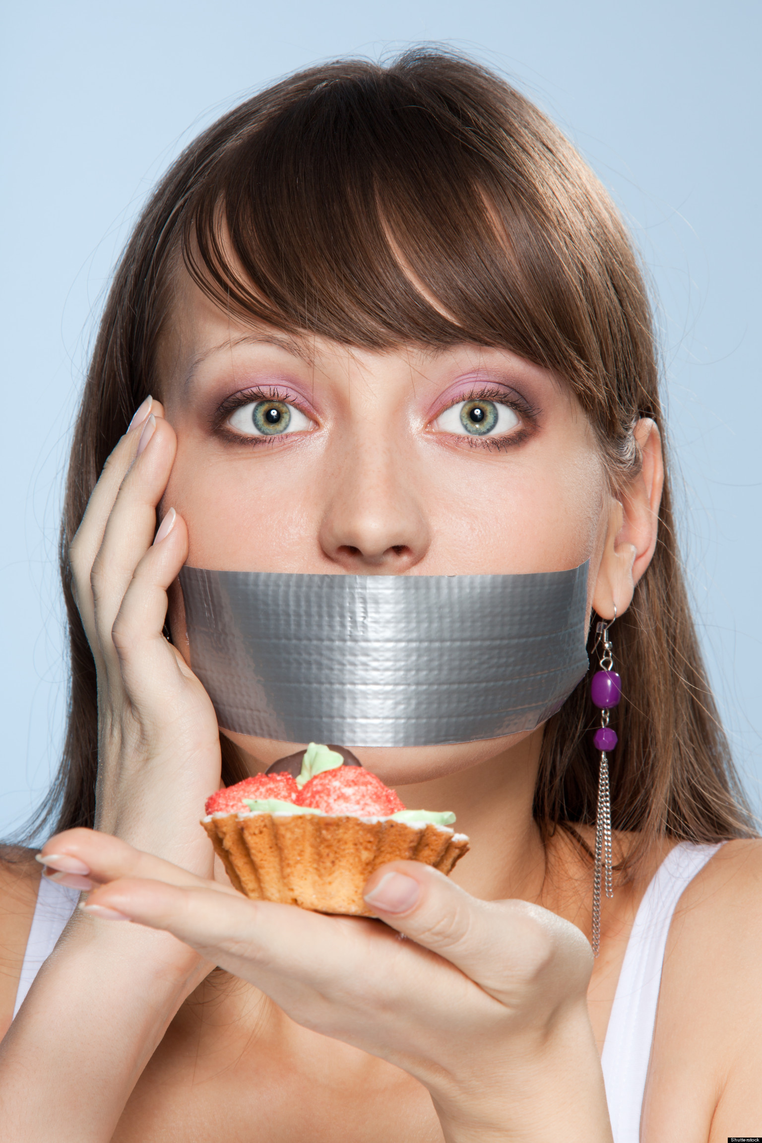 ОтветыMailRu: Как похудеть не переставая есть?