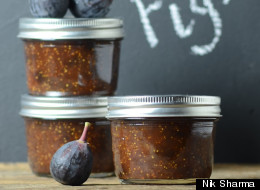 Spiced Fig Preserves