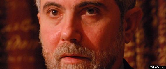 PAUL KRUGMAN ROMNEY