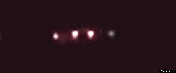 SCOTLAND UFO