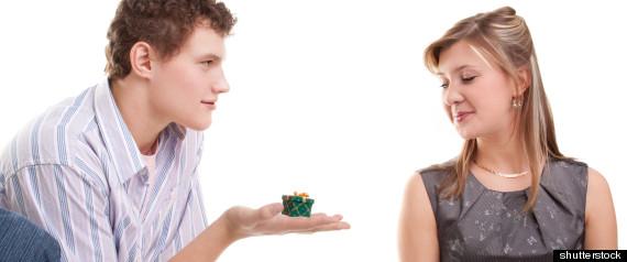 DUMB MARRIAGE PROPOSAL