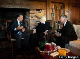 Billy Graham Romney