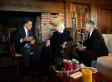 Billy Graham Launches 'Biblical Values' Ads After Meeting Mitt Romney