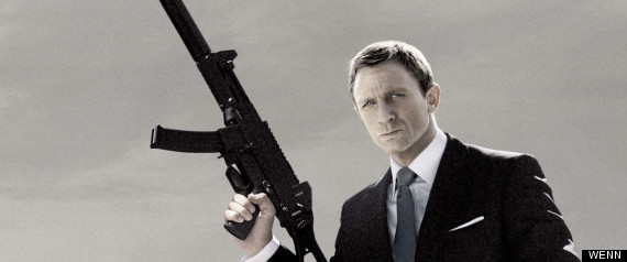 JAMES BOND APPRENTICESHIPS