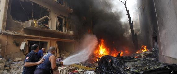 Beirut Bomb Lebanon