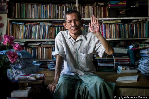 burmese political prisoner