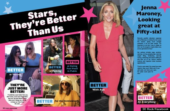 30 rock jenna magazine