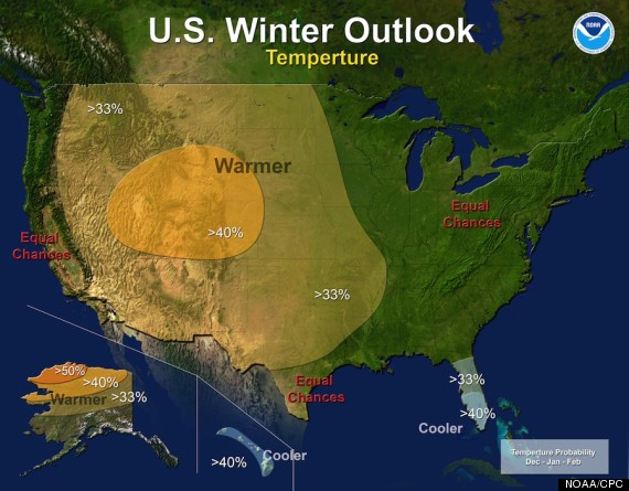 winter outlook 2012