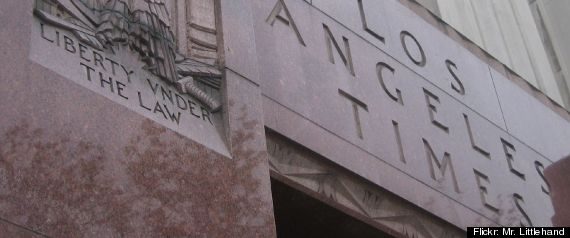 LOS ANGELES TIMES SUES LAUSD