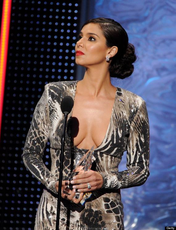 roselyn sanchez cleavage