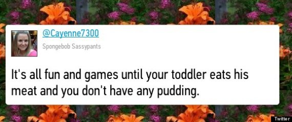 Best Parenting Tweets