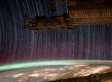 Christoph Malin's 'ISS Stacks' Space Station VIDEO Highlights Trippy Star Trails