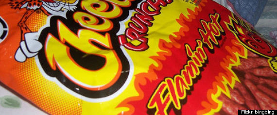 Flamin Hot Cheetos Health Risks