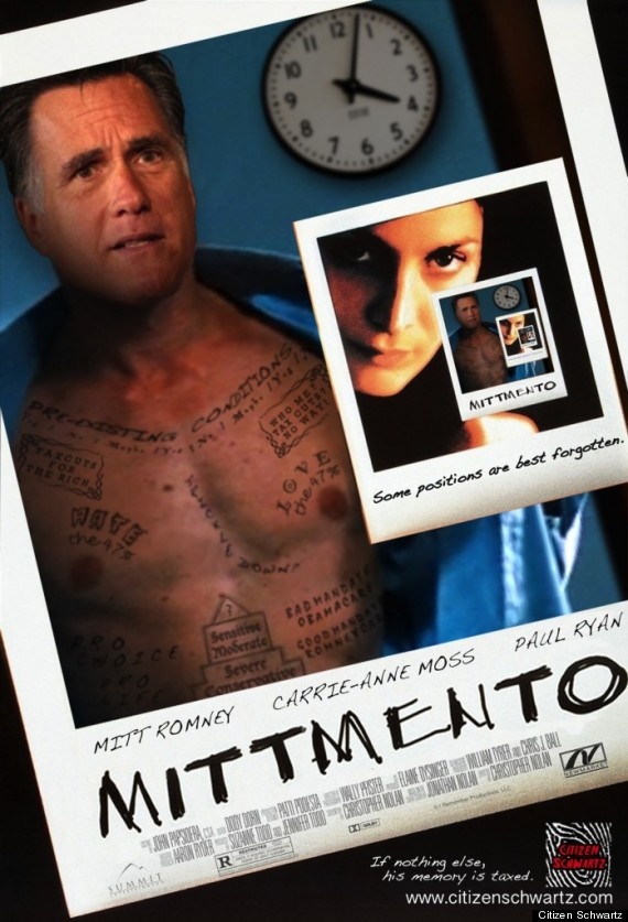 romnesia mittmento movie poster