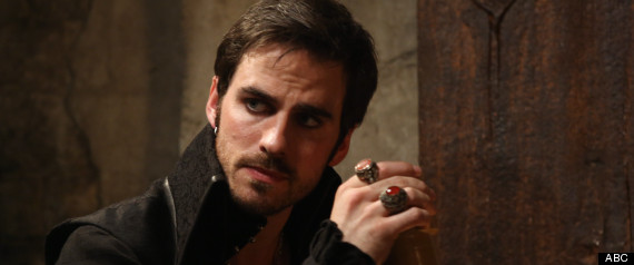 Captain Hook Colin O Donoghue