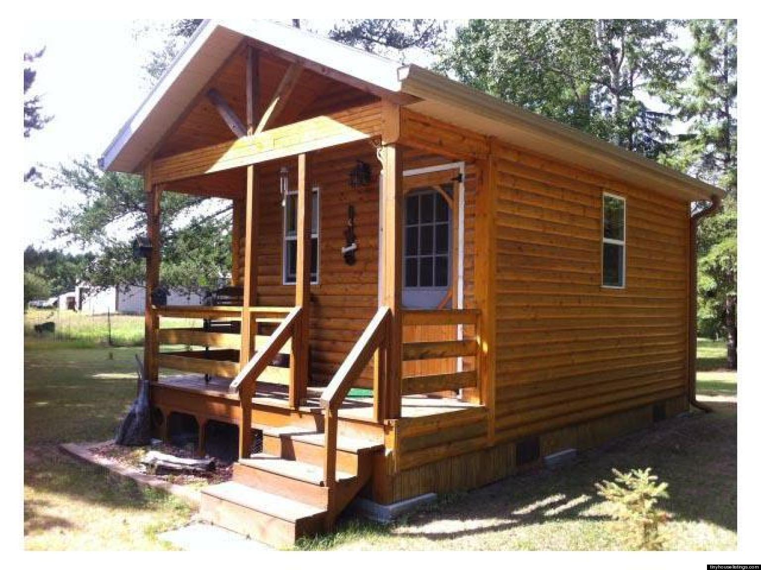downsizing could you live in a tiny home in retirement