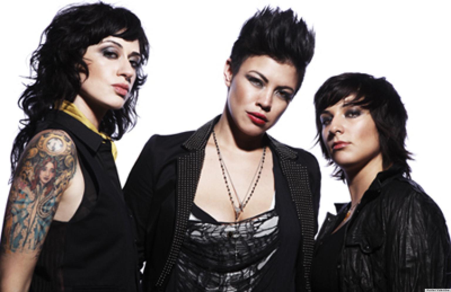 Lesbian Rock Stars 33