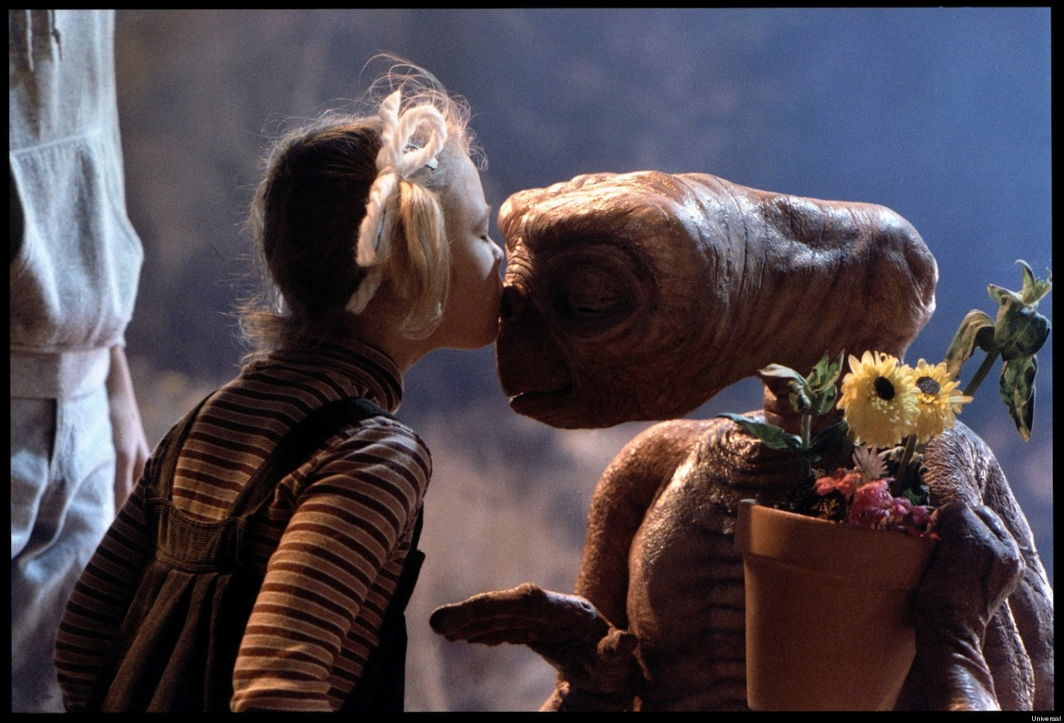 et is thirty years old this year what happened to the