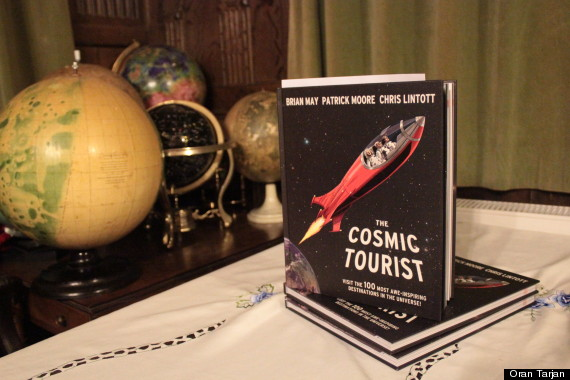cosmic tourist