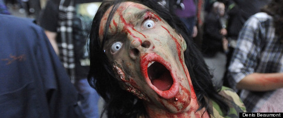 MARCHE ZOMBIES
