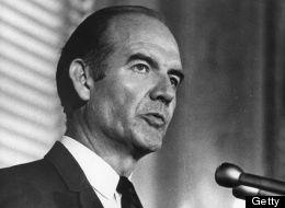 George Mcgovern Dead