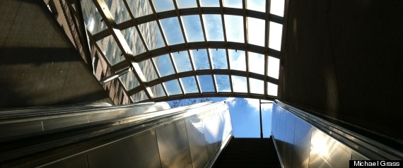 Dupont Circle Escalators Reopen