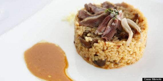 arroz gandía