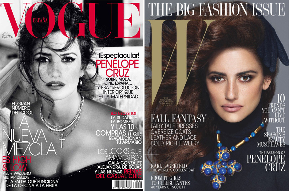 penelope cruz vogue