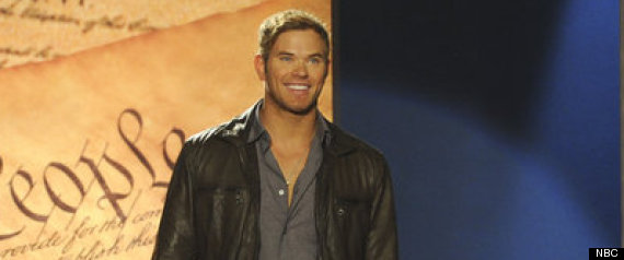 30 Rock Kellan Lutz