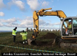 Ancient Tomb Unearthed At Stonehenge-Like Site