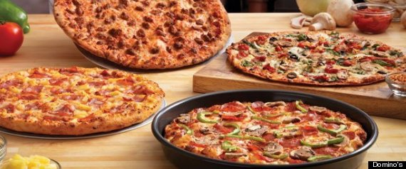 Free Domino's Pizza: Chain To Give Away Half A Million ...