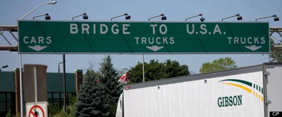 DETROIT WINDSOR BRIDGE