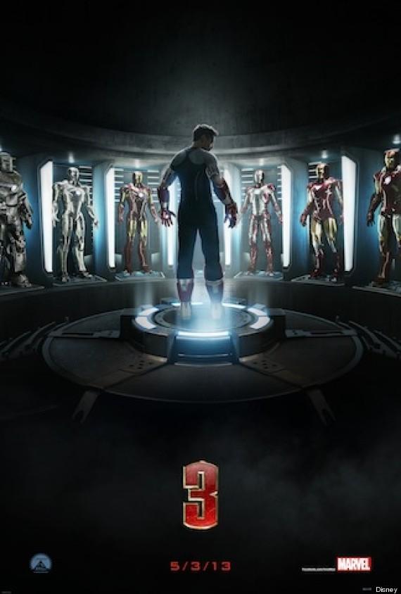iron man 3 trailer Iron Man 3 Trailer Gif