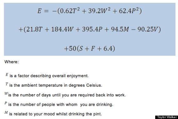 perfect pint formula