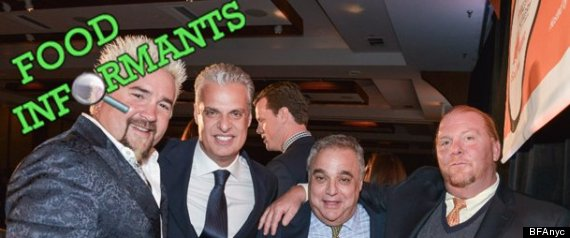 Lee Schrager Food Informants