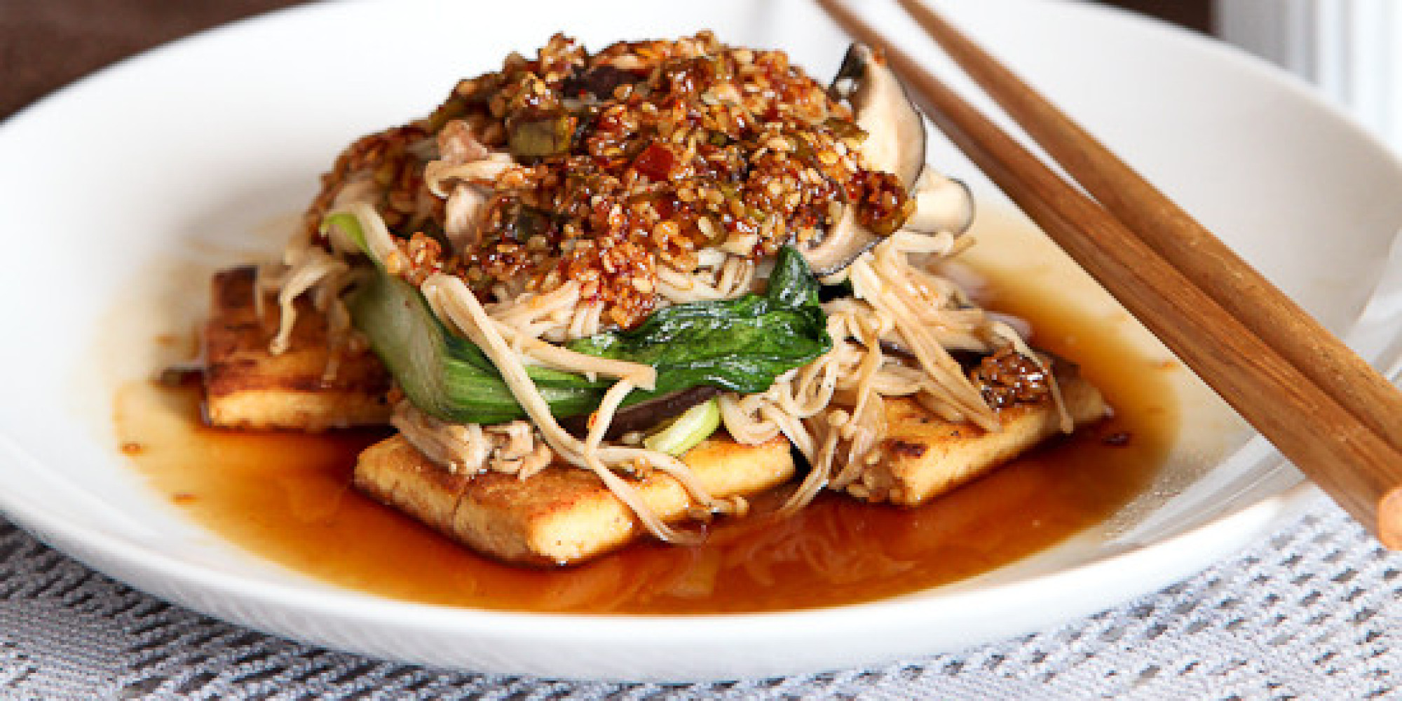 Tofu Recipes Everyone Will Want To Eat For Dinner (Well, Maybe Not ...