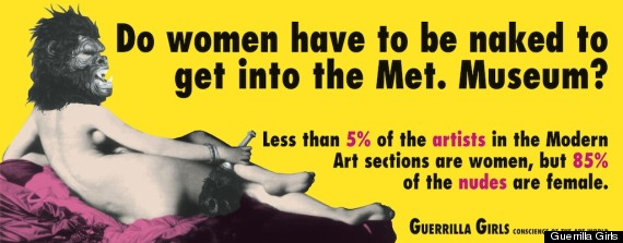 guerrilla girls 1989