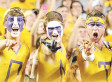 LSU Airbrushes Crosses Out Of Fan Photo